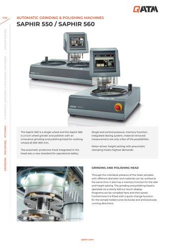 Saphir 560 / Rubin 520