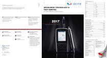Measuring Technology 2017