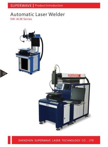 Superwave laser automatic laser welding machine