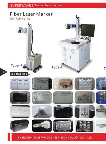 Superwave laser fiber laser marking machine