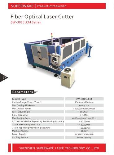 Superwave laser laser cutting machine