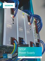 SITOP Catalog KT 10.1 - Edition 2019/2020