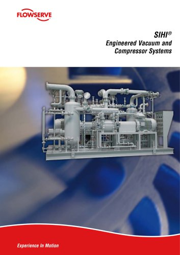 Engineered Vacuum and Compressor Systems