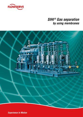 SIHI ® Gas separation