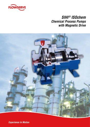 SIHIISOchem Modular chemical process pumps