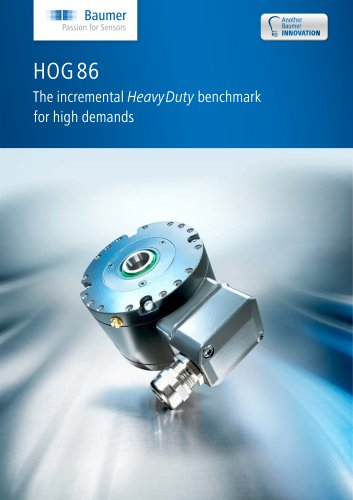HOG86 - The incremental HeavyDuty benchmark for high demands