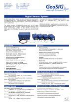 Digital Sensor System
