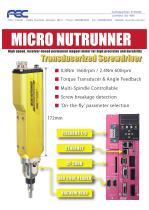 MICRO NUTRUNNER
