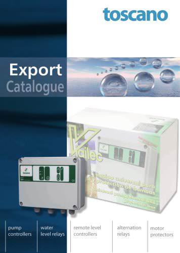 Catalogue Export [English]