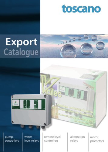 Catalogue Pump Protection 2015