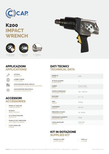 K200 IMPACT WRENCH