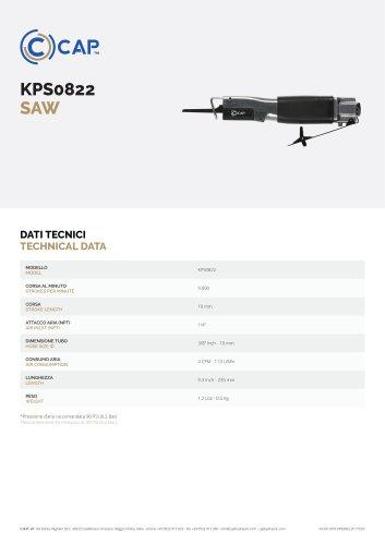 KPS0822 SAW