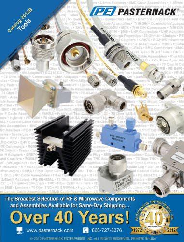 Catalog 2012B - RF Tools