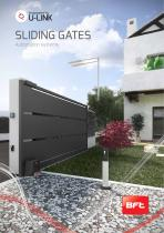 Sliding Gates Automation systems