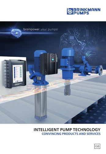 INTELLIGENT PUMP TECHNOLOGY