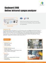 Ruiyi Online Infrared Syngas Analyzer Gasboard 3100