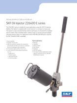 SKF Oil Injector 226400 E series