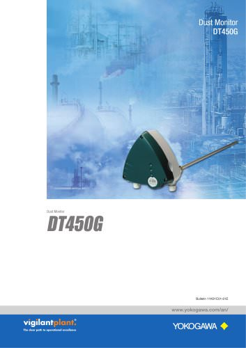 Dust Monitor DT450G