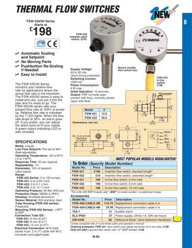 FSW 420- 430