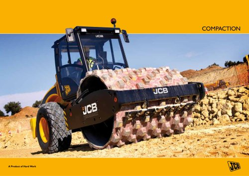 JCB Compaction Industry Brochure