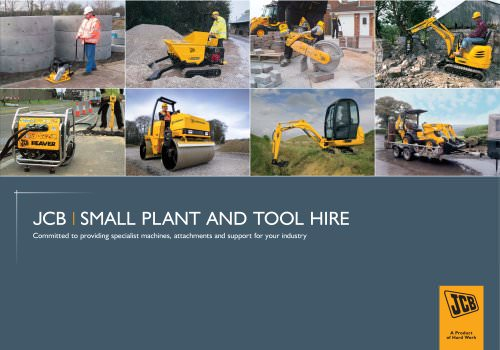 SMALL PLANT AND TOOL HIRE