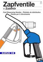 ELAFLEX Catalogue Section 5: Fuel Dispensing Nozzles + Spare Parts