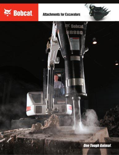 Attachments for Excavators