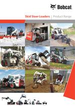 Skid Steer Loaders - Product range
