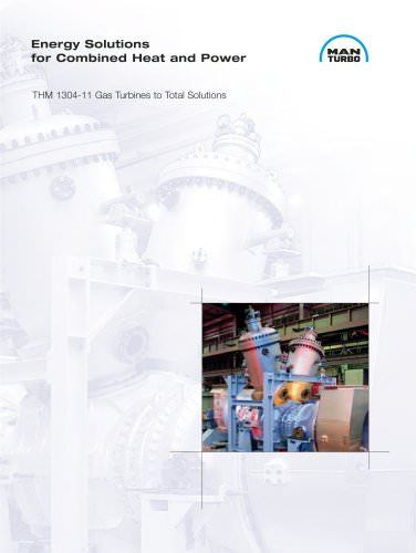 Energy Solutions for Combined Heat and Power