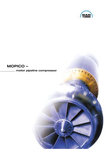 MOPICO - Motor Pipeline Compressor