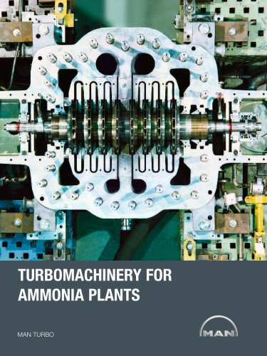 Turbomachinery for Ammonia Plants