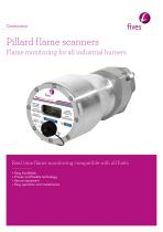 Pillard flame scanners