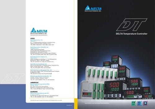 Temperature controller DT series