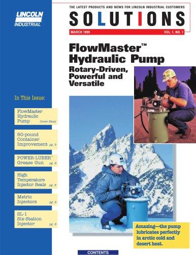 FlowMaster Rotary Hydraulic Pump