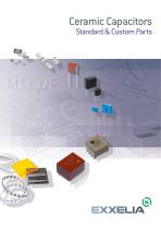 Ceramic Capacitors Catalog