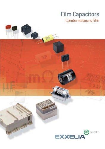 FILM& MICA Capacitors Catalog