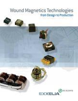 Wound Magnetics Technologies Catalog
