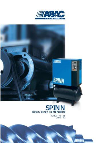 SPINN Rotary screw compressors