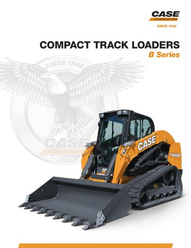 COMPACT TRACK LOADERS B Series