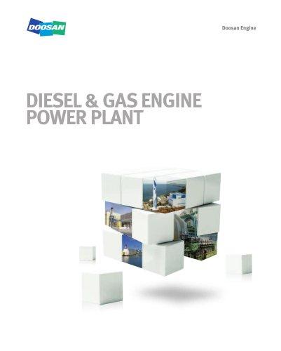 Diesel Power Plants Catalog