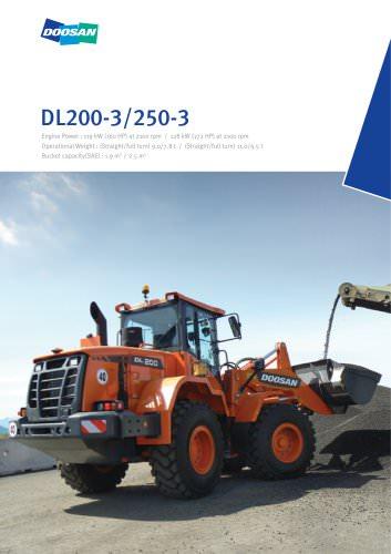 DL200-3/250-3