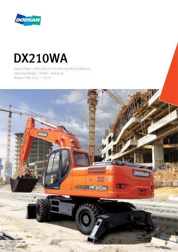 DX210WA