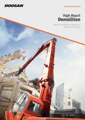 High Reach Demolition
