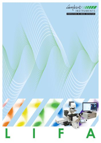 LIFA-FLIM Fluorescence Lifetime Imaging Microscopy