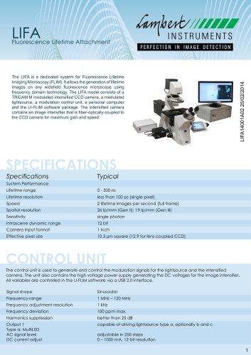 LIFA Specification