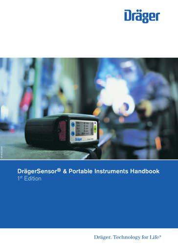 Dräger sensor & portable Instruments handbook