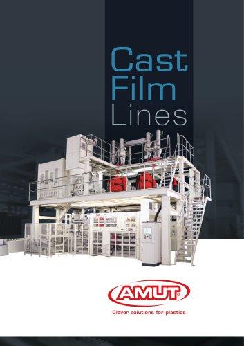 CAST FILM LINES