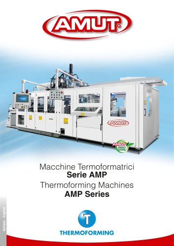 THERMOFORMING MACHINES SERIES AMP