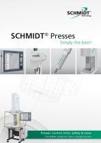 Schmidt® Presses