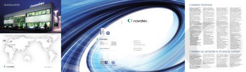 Novatec Quick Overview Brochure